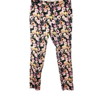 H&M FLORA  PANTS ANKLE WITH POCKETS